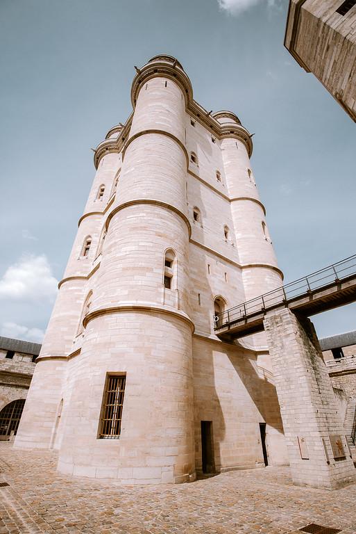 文森城堡 巴黎近郊的中世紀城堡 Château de Vincennes by 旅行攝影師 張威廉 Wilhelm Chang
