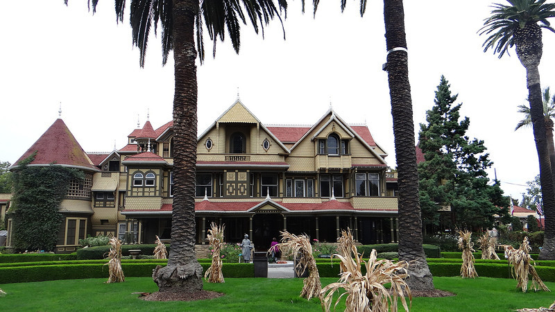 USA Trip Last Day - Winchester Mystery House
