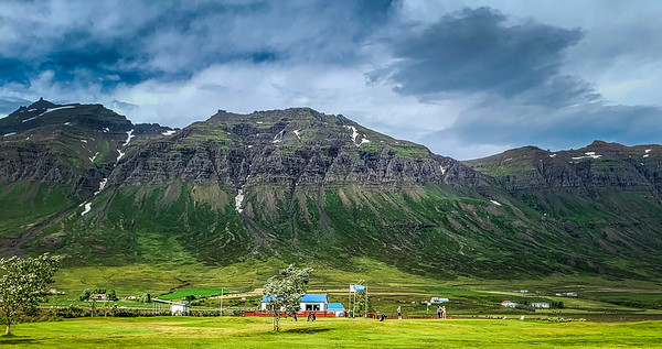 Grænanesvöllur - Neskaupstaður, Golfklúbbur Norðfjarðar.