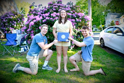 Shea's Graduation Party 052719