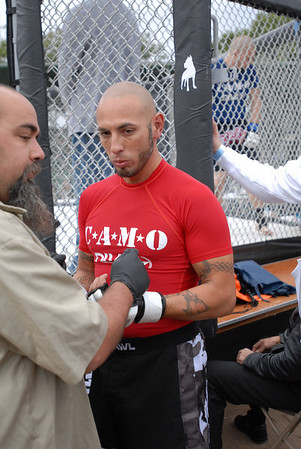 Homecoming Kerman MMA Event