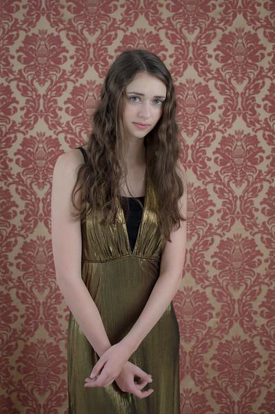 Megan Salsamendi Portrait Session
