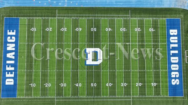 12-23-15 NEWS Football field aerial shots