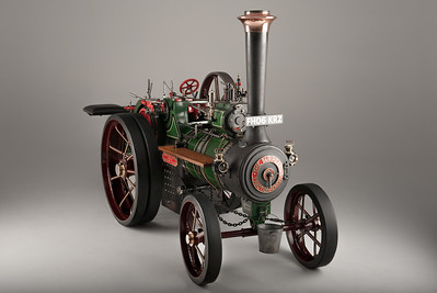 Steam Traction Engine-240114