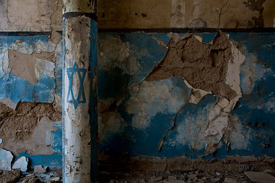 Abandoned army camps - Israel