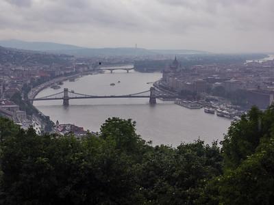 2018 Budapest, Serbia and Croatia