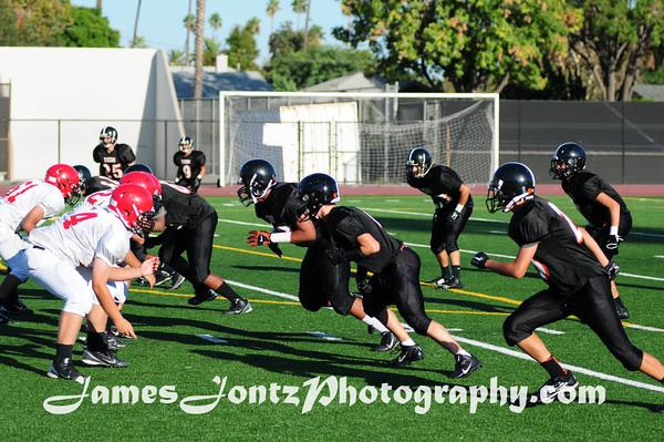 2014 Freshman Football 9-19