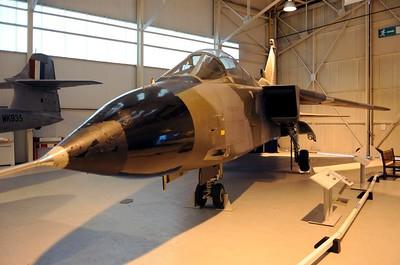 RAF Tornados in preservation