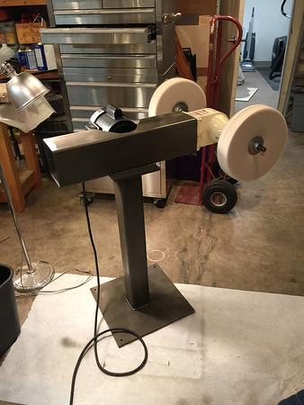 2014 Buffer Fabrication