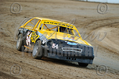 Coos Bay Speedway - Dirt Oval - July 17, 2010