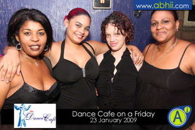 Dance Cafe - 23rd January 2009