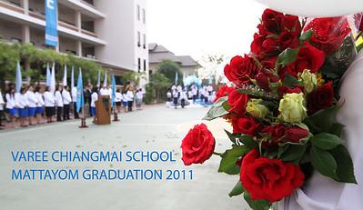 VCS Mattayom Graduation 2011