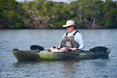 9AM Mangrove Tunnels & Mudflats Kayak Tour - Williams, Moran, Earley & McCafferty