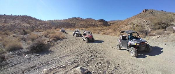 11/28/20 Eldorado Canyon ATV