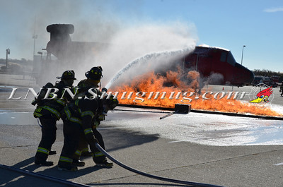 Wantagh F.D. Plane Crash-MCI Drill 10-27-13