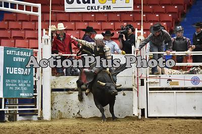 2016 MBF Bull Riding