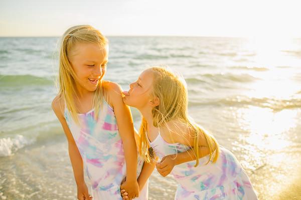 Longboat Key Florida Family Sunset Photos LittleGullCottages