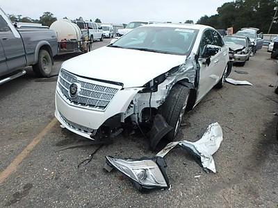 2014 Cadillac XTS - Wrecked