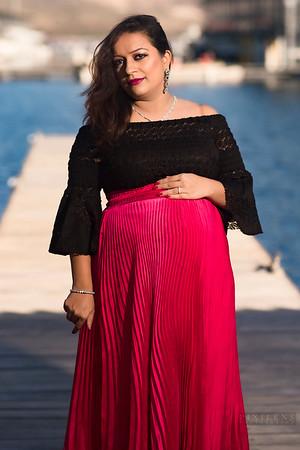 Maternity Photoshoot Chakori