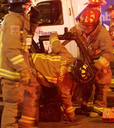 June 1, 2008 - PIN Job - Birchmount Rd / Eglinton Ave E