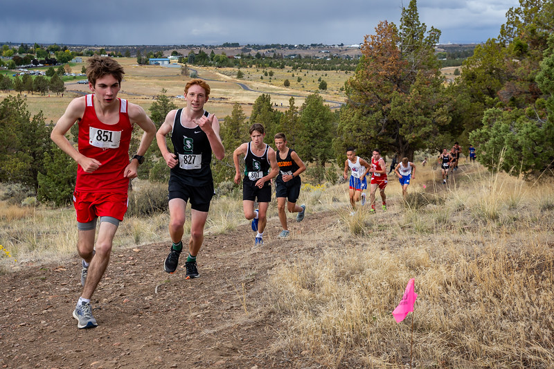 Madras High XC race