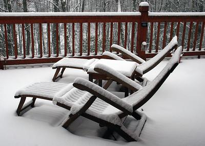 2/12/10 - Snow in Blairsville, GA