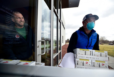 Photos: Coronavirus Coverage Friday, April 03, 2020