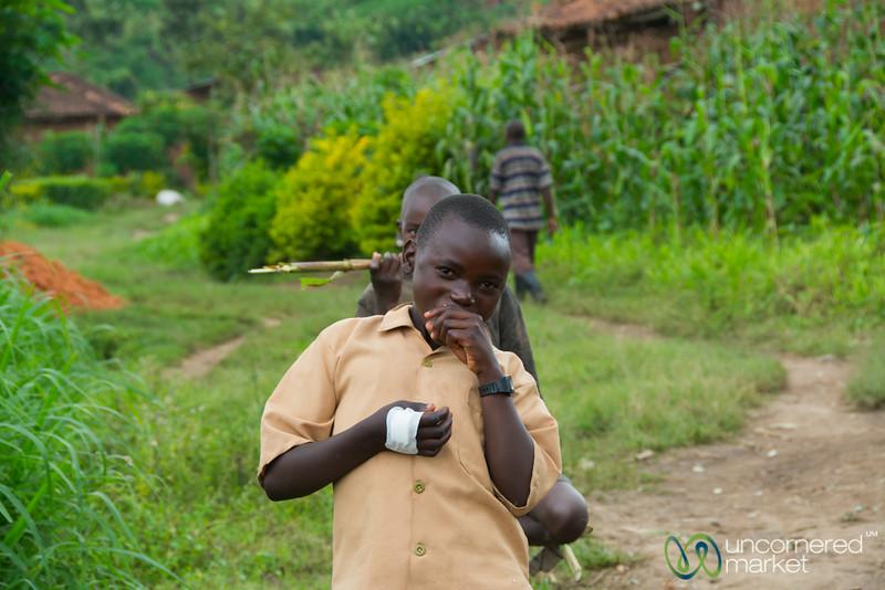 Boys Will Be Boys, Rwanda