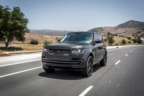 Range Rover SS