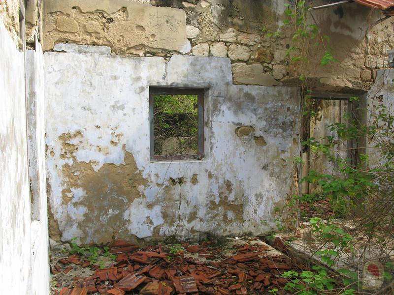 THE  KARAMPON HOUSE  - CENTER OF THE HOUSE -  NADU MUTRAM