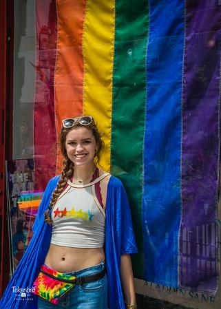 Pride Parade Chi Town '17