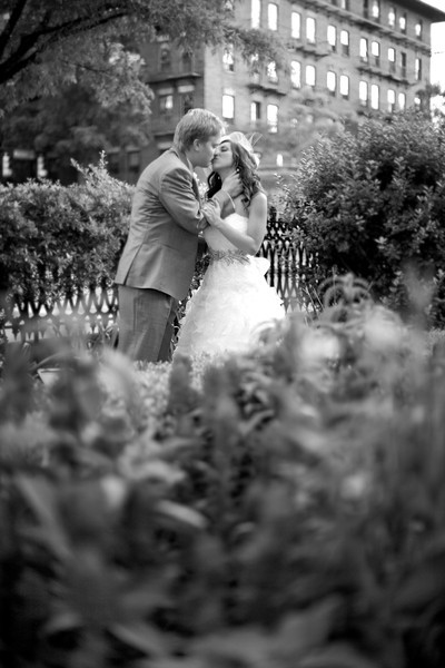 HARTZELL-SANDEL WEDDING