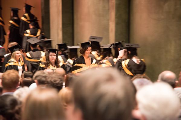 Nell's Graduation