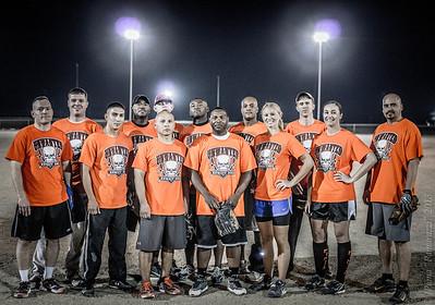 Softball Camp Arifjan 2013