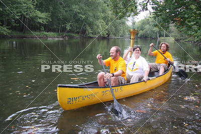 2016 Indiana Bicentennial Torch Relay and TorchFest