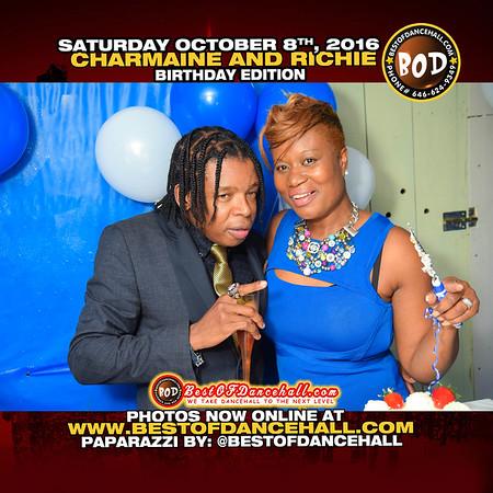 10-8-2016-BRONX-Charmaine And Richie Birthday Party