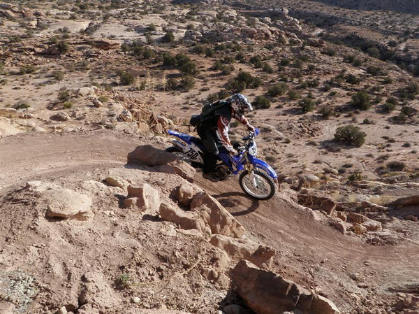 Riding - Sovereign Trail, 7 Mile Rim, etc