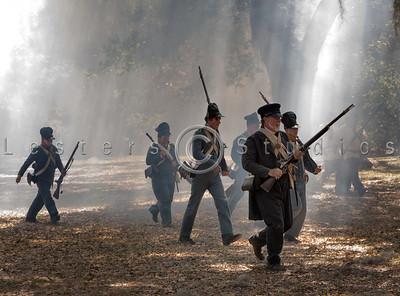 Fort Cooper Seminole War Reenactment