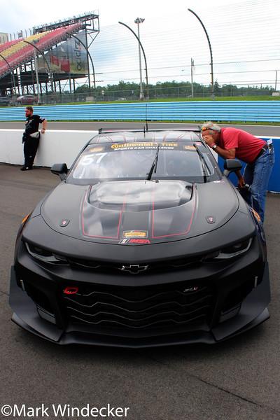 GS Stevenson Motorsports Chevrolet Camaro GT4.R