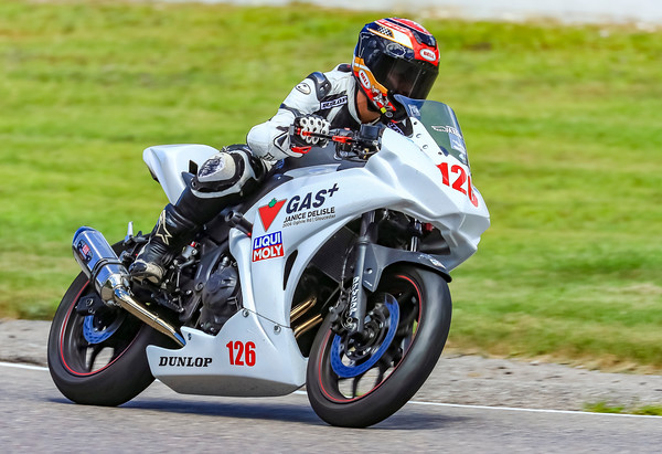 Combined Amateur Lightweight Sport Bike  and Bickle Racing