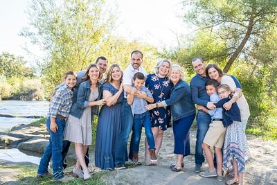 Penner Extended Family - 2021