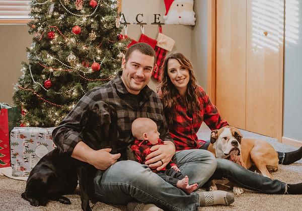 Colton Family Christmas 2019