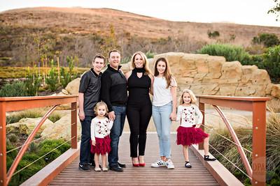Butler Family 2017
