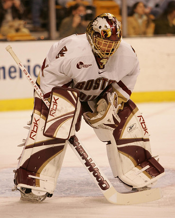 Boston College vs Maine Mens NCAA Ice Hockey HockeyEast semi Final 2005