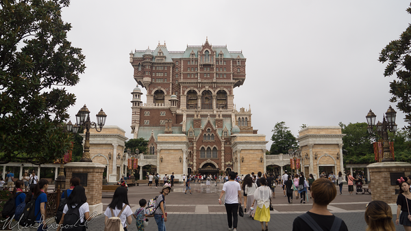 Disneyland Resort, Tokyo Disneyland, Tokyo Disney Sea, Tokyo Disney Resort, Tokyo DisneySea, Tokyo, Disney, American Waterfront, Tower of Terror, Tower, Terror, Hightower, Shiriki Utundu