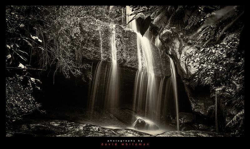 Upper Horseshoe Falls Hazelbrook
