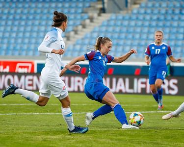 Ísland - Slóvakía - 2. spetember 2019