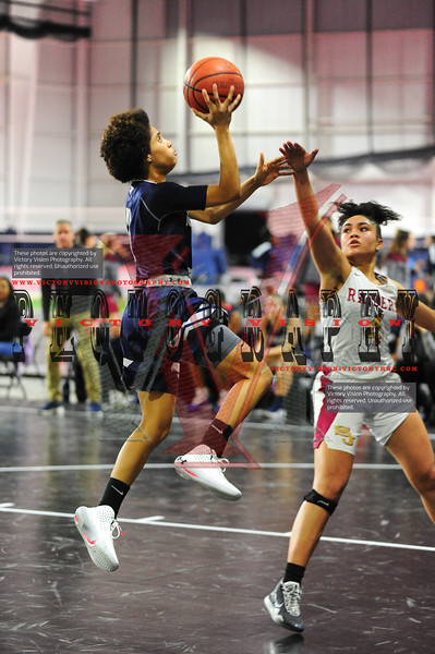 Abington Friends (PA) Girls Varsity Basketball 12-13-19 | She Got Game