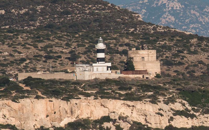 Capo Sant'Elia Lighthouse