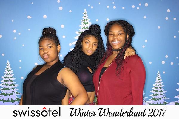 """Swissotel 12/9/17 """"Winter Wonderland 2017"""""""